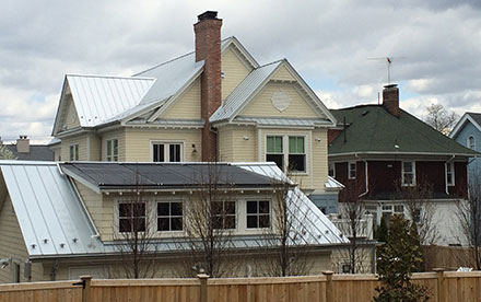 Westfield, NJ Solar Pool Heating System
